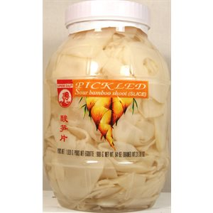 Sour Bamboo Shoot Sliced 1820g