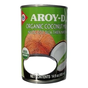 Can Coconut Milk Organic 400ml