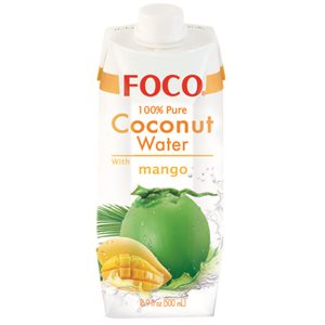 Coconut Water with Mango M