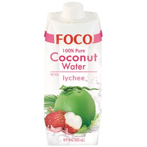 Coconut Water with Lychee M