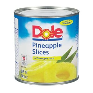 Can Pineapple Slice