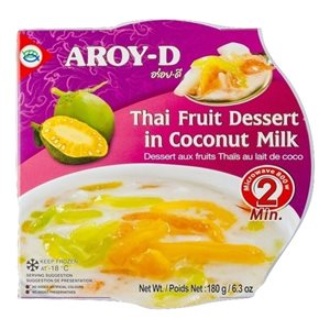 Frz Mixed Thai Fruit in Coconut Milk