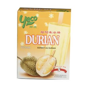 Frz Ice Bar Durian