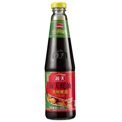 Oyster Sauce (Golden Label)