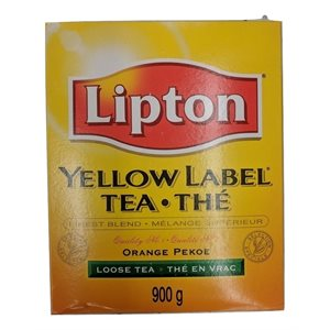 Yellow Label Tea L