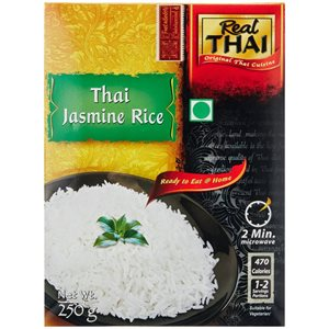 Jasmine White Scented Rice